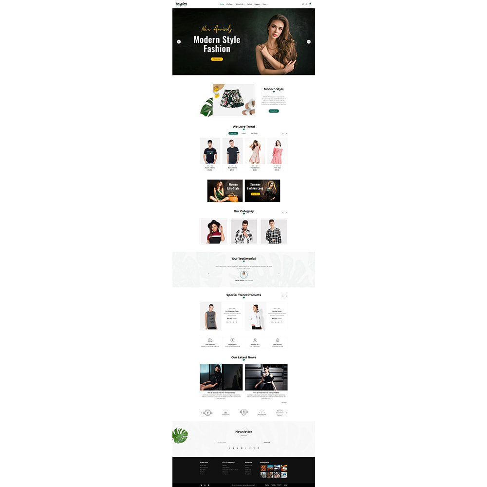 theme - Mode & Schuhe - Fashion–Inspire–Fashion Mall - 2