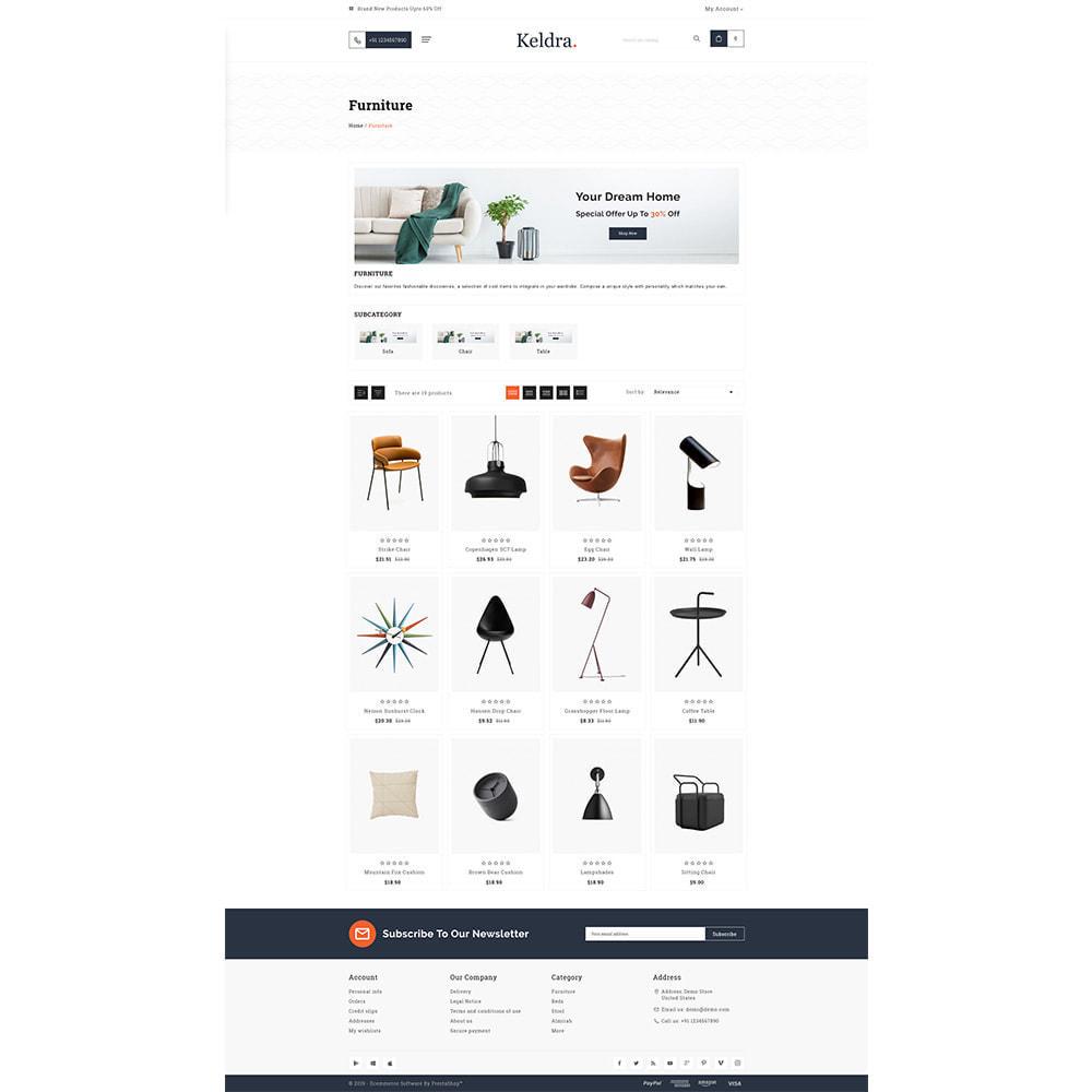 theme - Home & Garden - Keldra–Furniture–Meubles Large Home–Decor Shop - 3