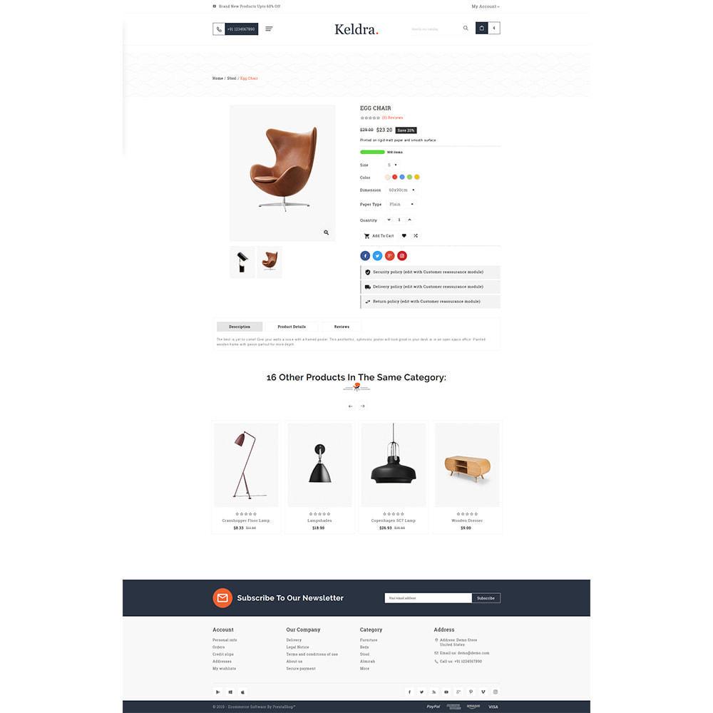 theme - Home & Garden - Keldra–Furniture–Meubles Large Home–Decor Shop - 4