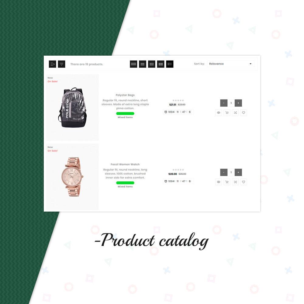 theme - Mode & Chaussures - Aquiliq Style–Cloth Fashion Store - 11