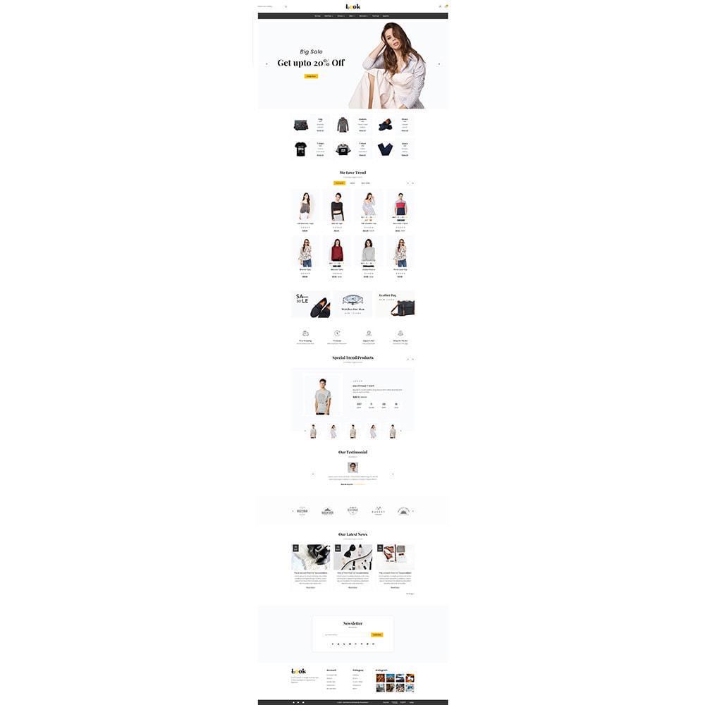 theme - Fashion & Shoes - Look Fashion–Big Mall - 2