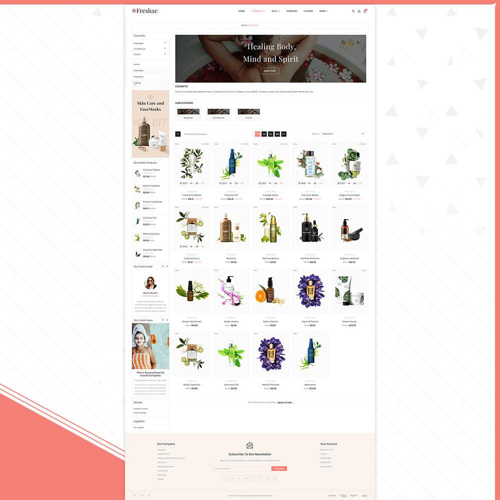 theme - Mode & Schuhe - Cosmétique-Freshael Cosmatic Shop - 3