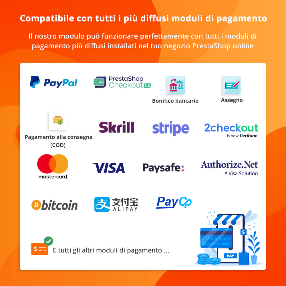 module - Express Checkout - ONE PAGE CHECKOUT - Veloce, Intuitivo & Professionale - 3