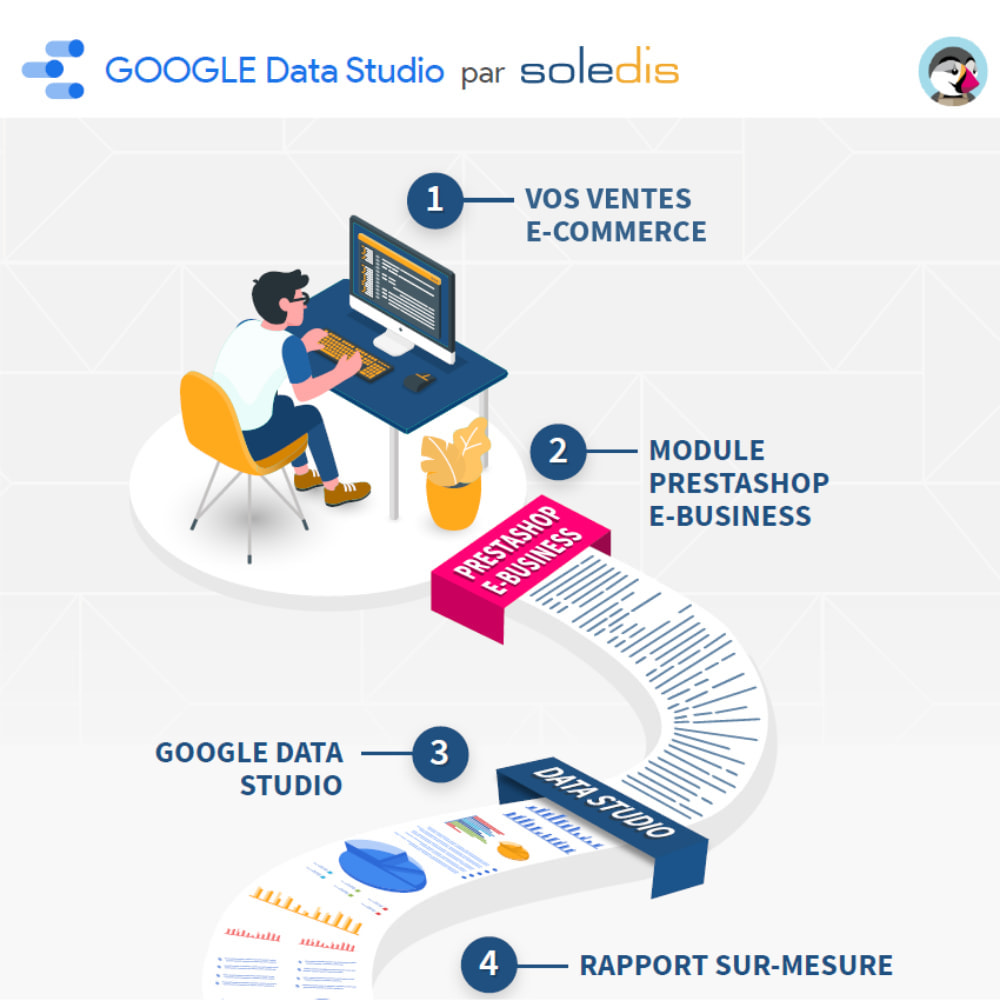 module - Analyses & Statistiques - Google Data Studio connector - 4