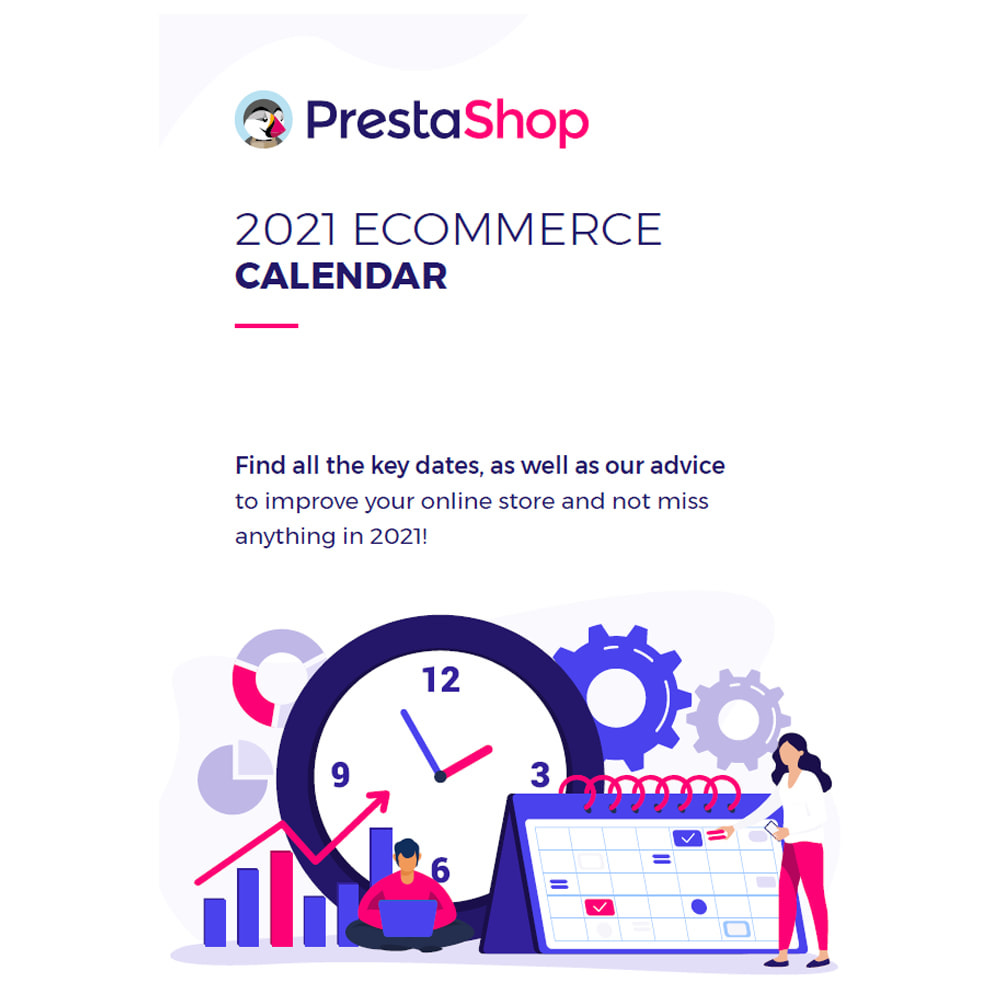 other - Calendrier e-Commerce - Calendrier e-commerce 2021 (Anglais) - 1