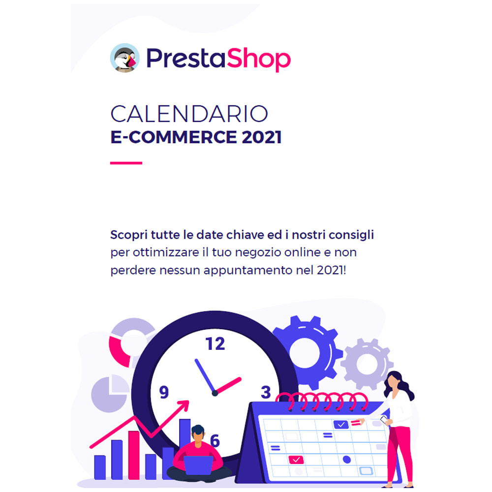 other - Kalendarz e-commerce - Kalendarz e-commerce 2021 (włoski) - 1