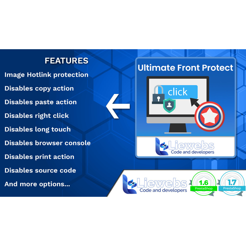 module - Security & Access - Ultimate Front Protect - 1