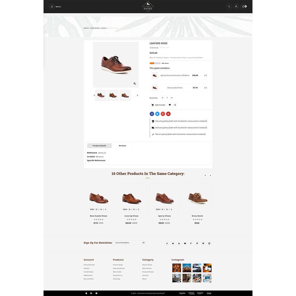theme - Moda & Calçados - Shoes Brand – Lexella Mega Store - 4