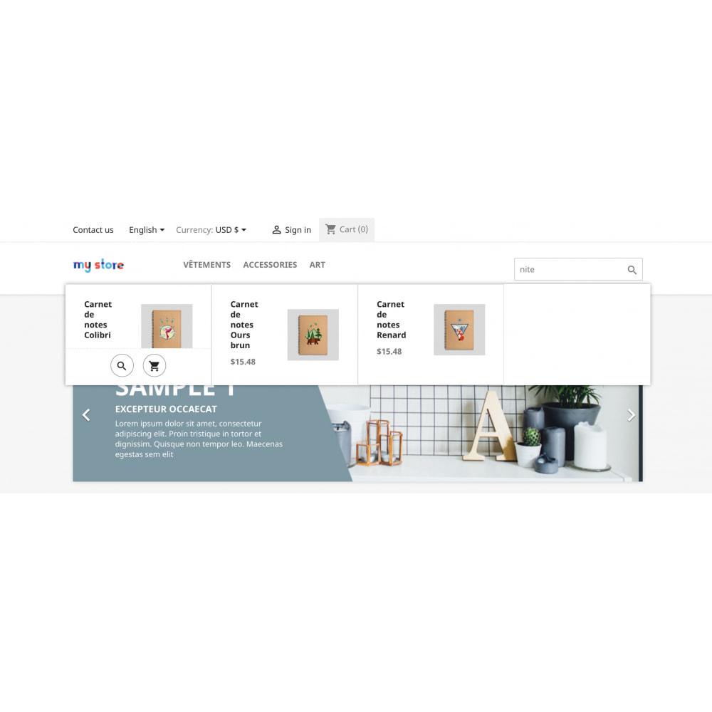 module - Поиск и фильтры - Classic Search Plus - 5