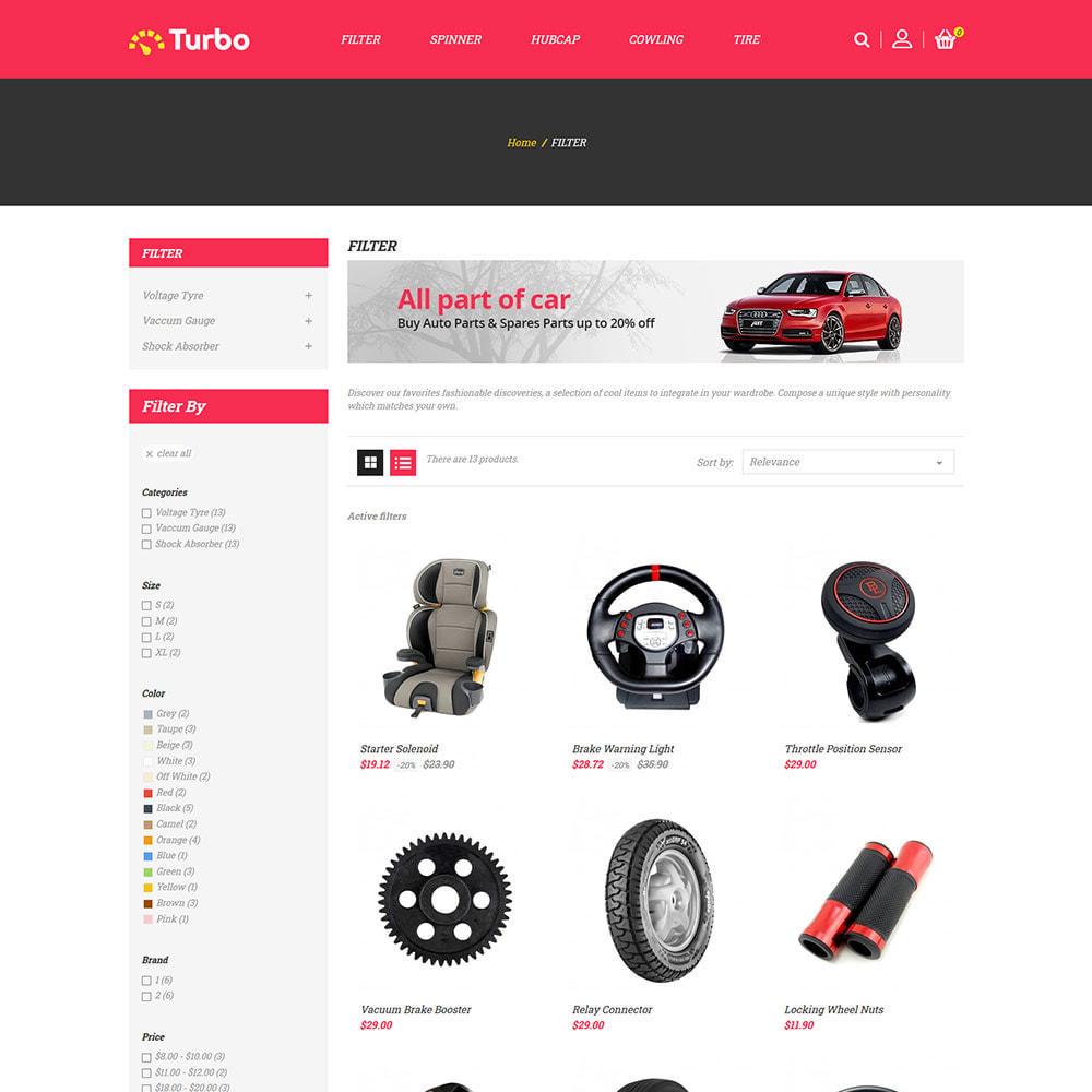 theme - Auto's & Motoren - Motors Spare Parts  - Auto Car  Tool  Store - 3