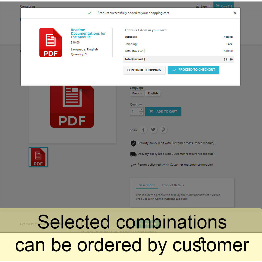 module - Digitale Produkt - Virtual Products with Combinations - 6