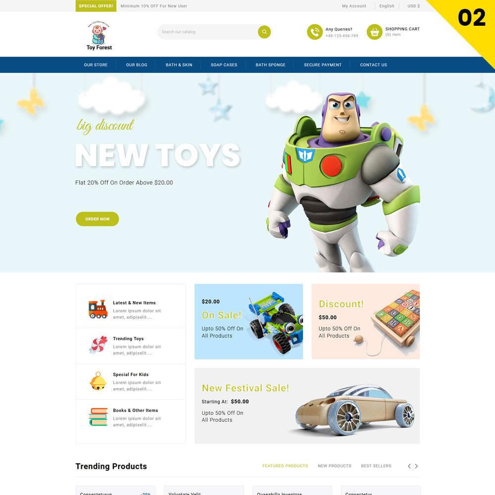 theme - Enfants & Jouets - ToyForest - Le magasin Mega Kids - 4