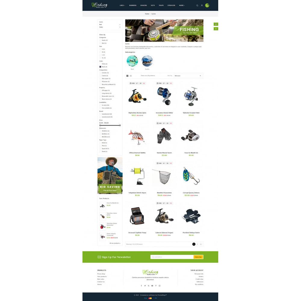 theme - Sports, Activities & Travel - Fishing Equipment - 3