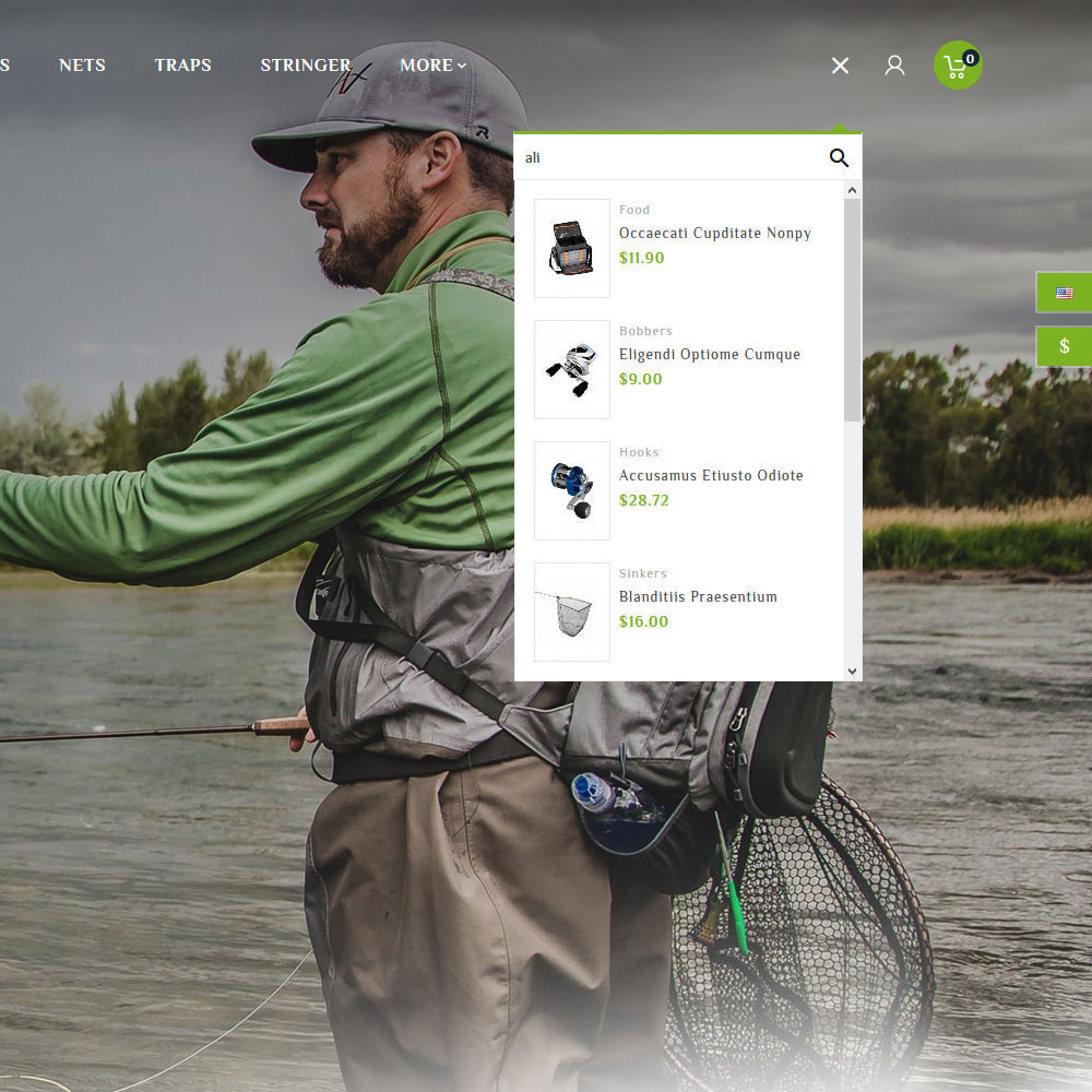 theme - Sport, Aktivitäten & Reise - Fishing Equipment - 10