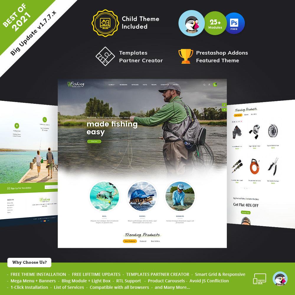 theme - Sport, Attività & Viaggi - Fishing Equipment - 1