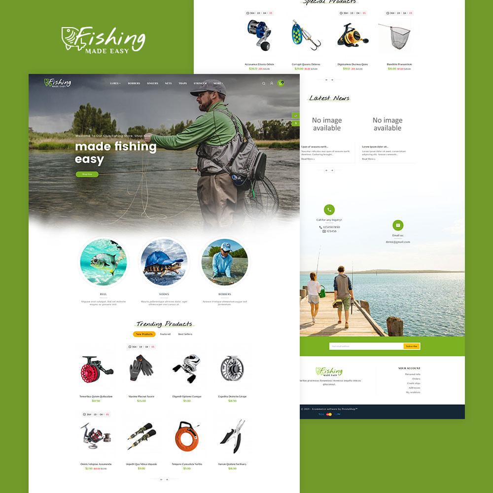 theme - Sport, Attività & Viaggi - Fishing Equipment - 2