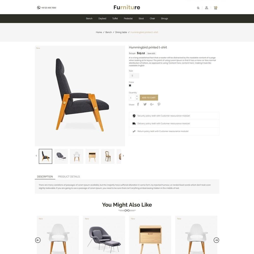 theme - Dom & Ogród - Interior Designer - Furniture Wood Store - 5