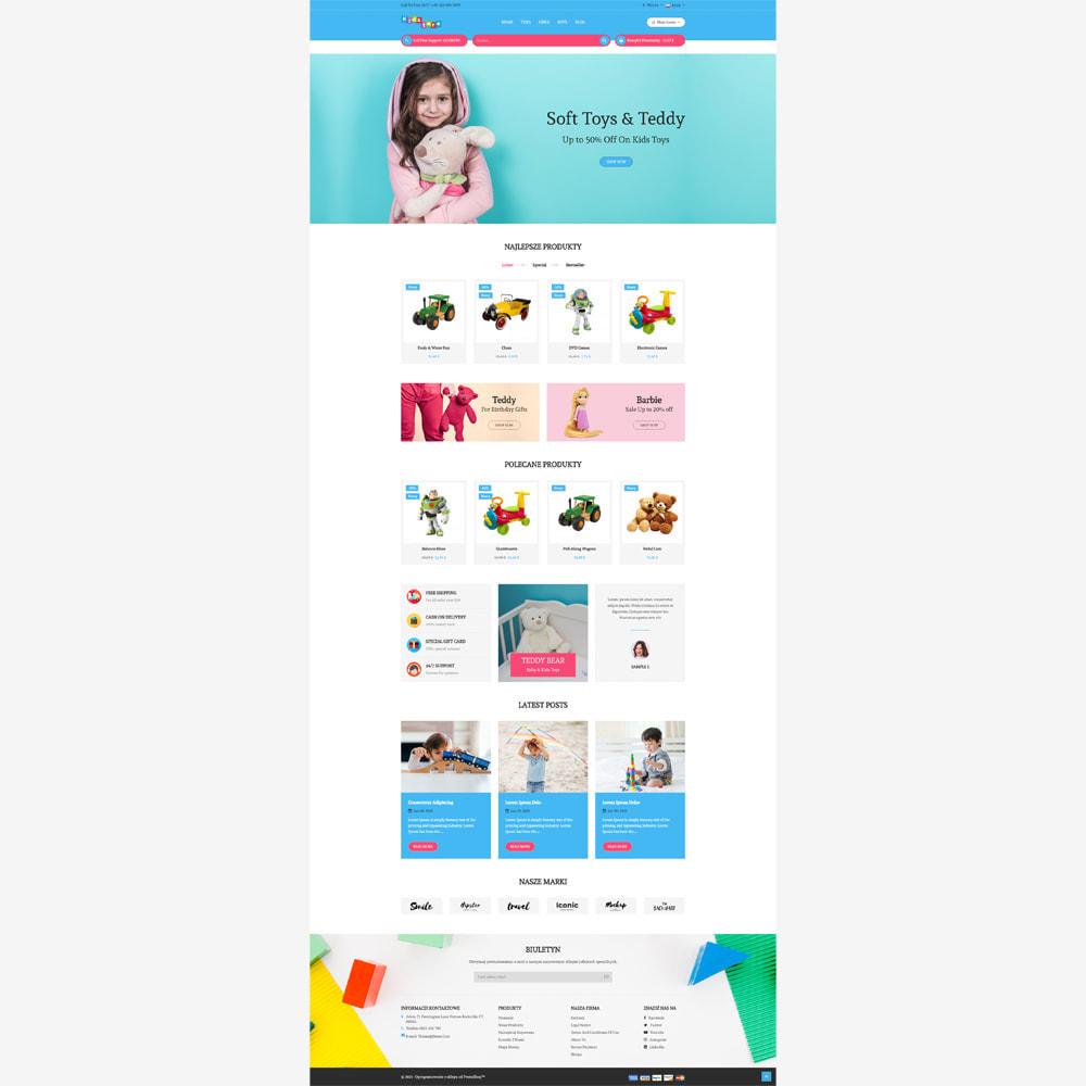 theme - Zabawki & Artykuły dziecięce - Sklep dla dzieci - 1