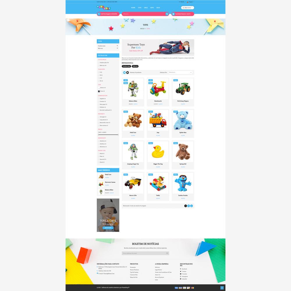 theme - Crianças & Brinquedos - Kids Store - 2