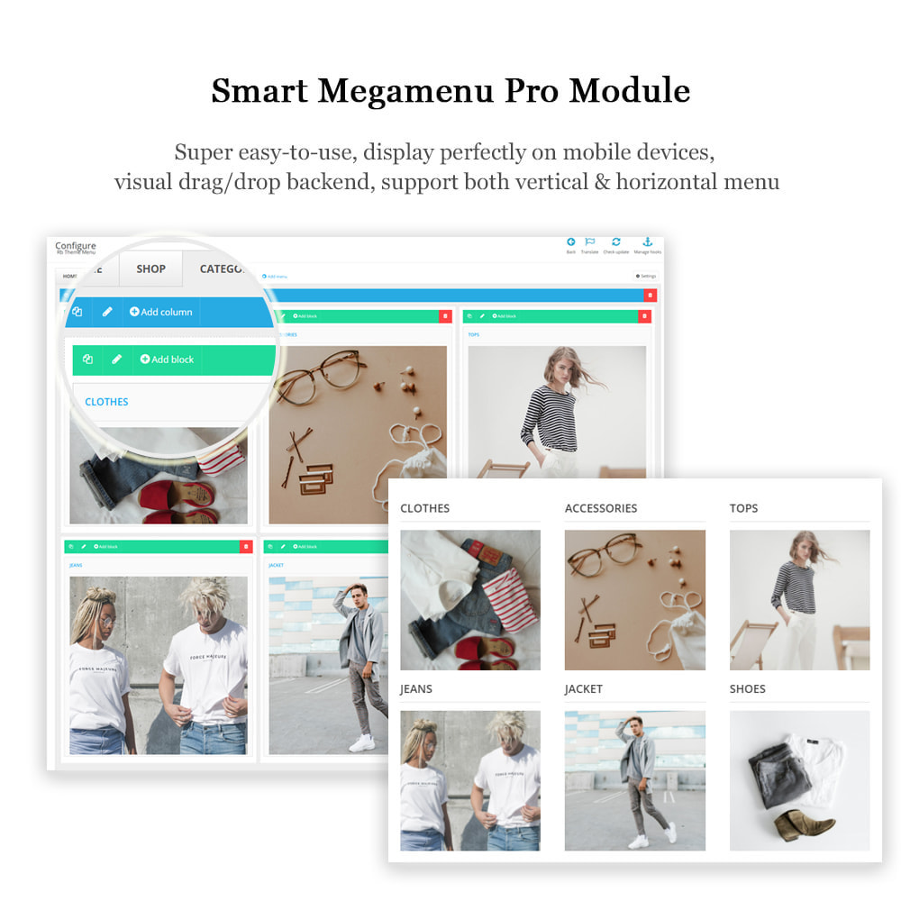 theme - Moda y Calzado - Roxie Minimal Fashion Store - Elementor eCommerce - 4