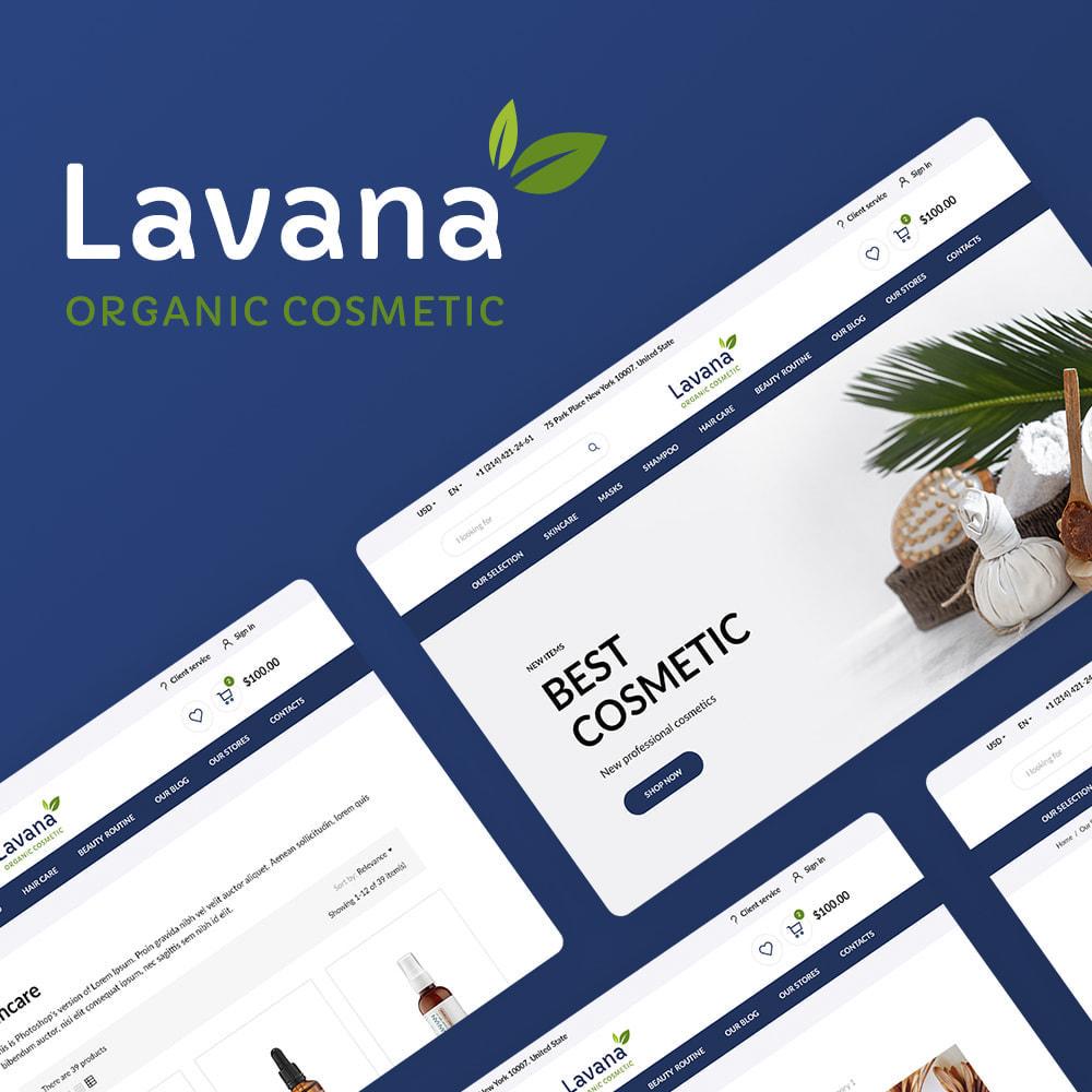 theme - Health & Beauty - Lavana Cosmetics - 1
