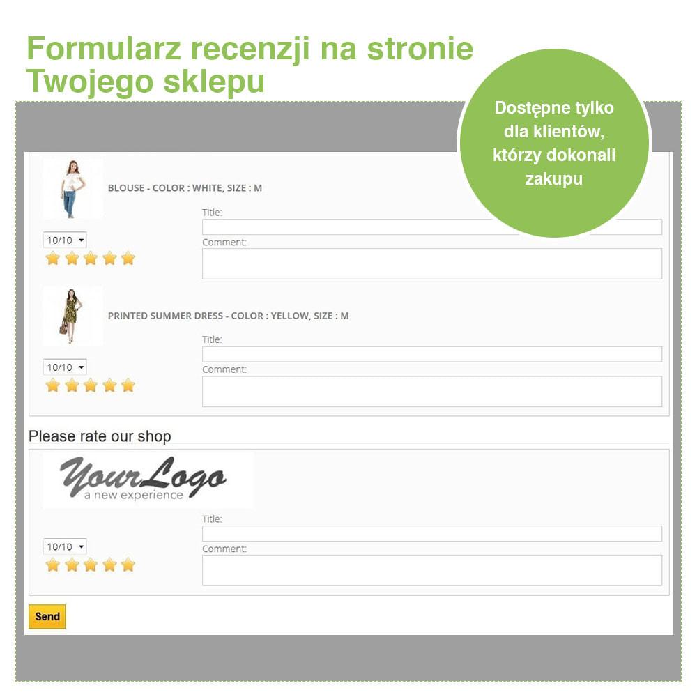 module - Opinie klientów - Reviews: Recenzje Sklepu i Produktów + Rich Snippets - 28
