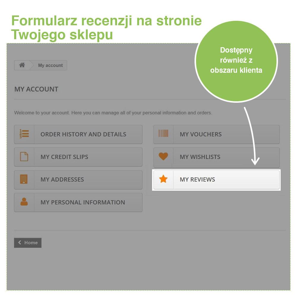 module - Opinie klientów - Reviews: Recenzje Sklepu i Produktów + Rich Snippets - 29