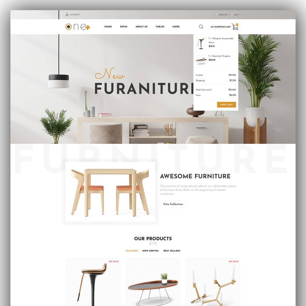 theme - Hogar y Jardín - Oneplus- Furniture Store - 3