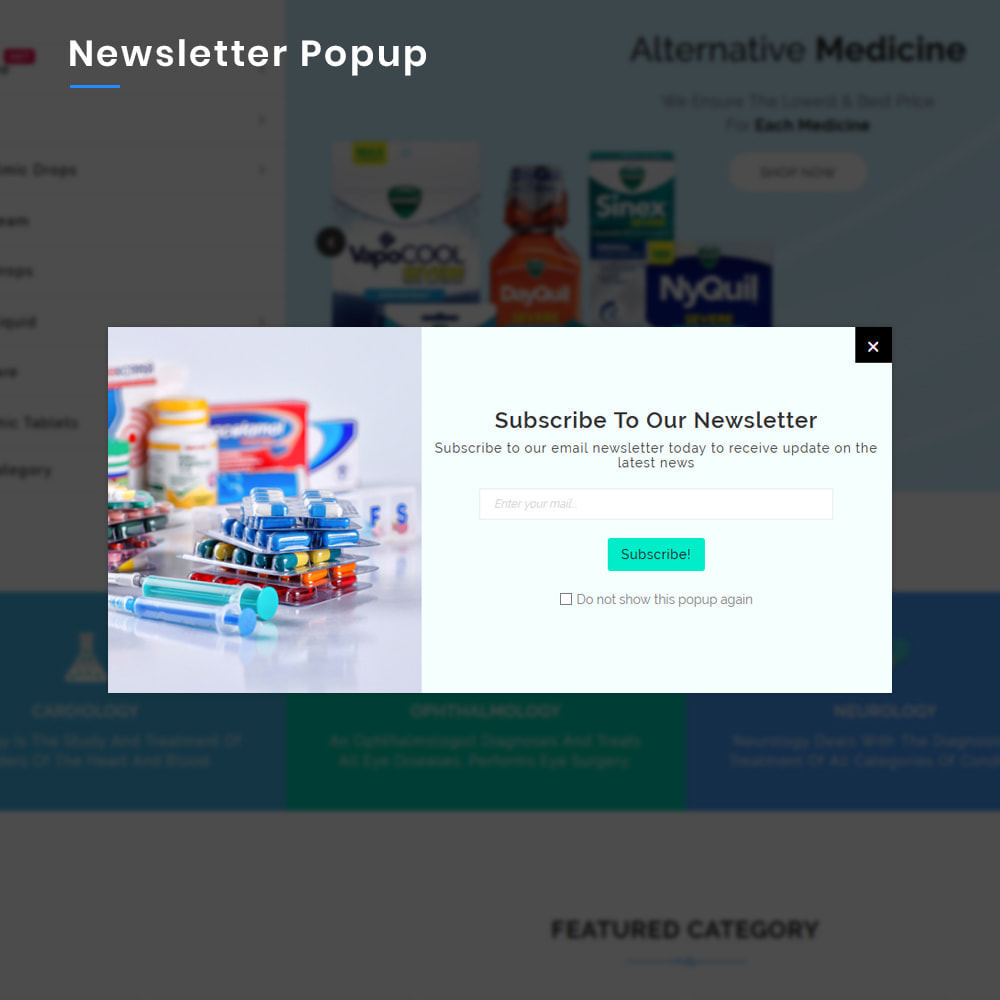 theme - Santé & Beauté - Medico Mega Medicine–Drug Pharmacy–Medical Super Store - 9