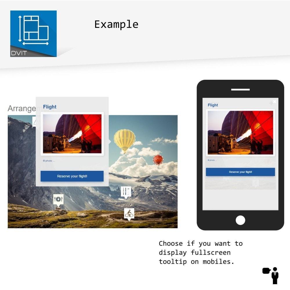 module - Personalización de la página - Puesta en escena de productos - 8