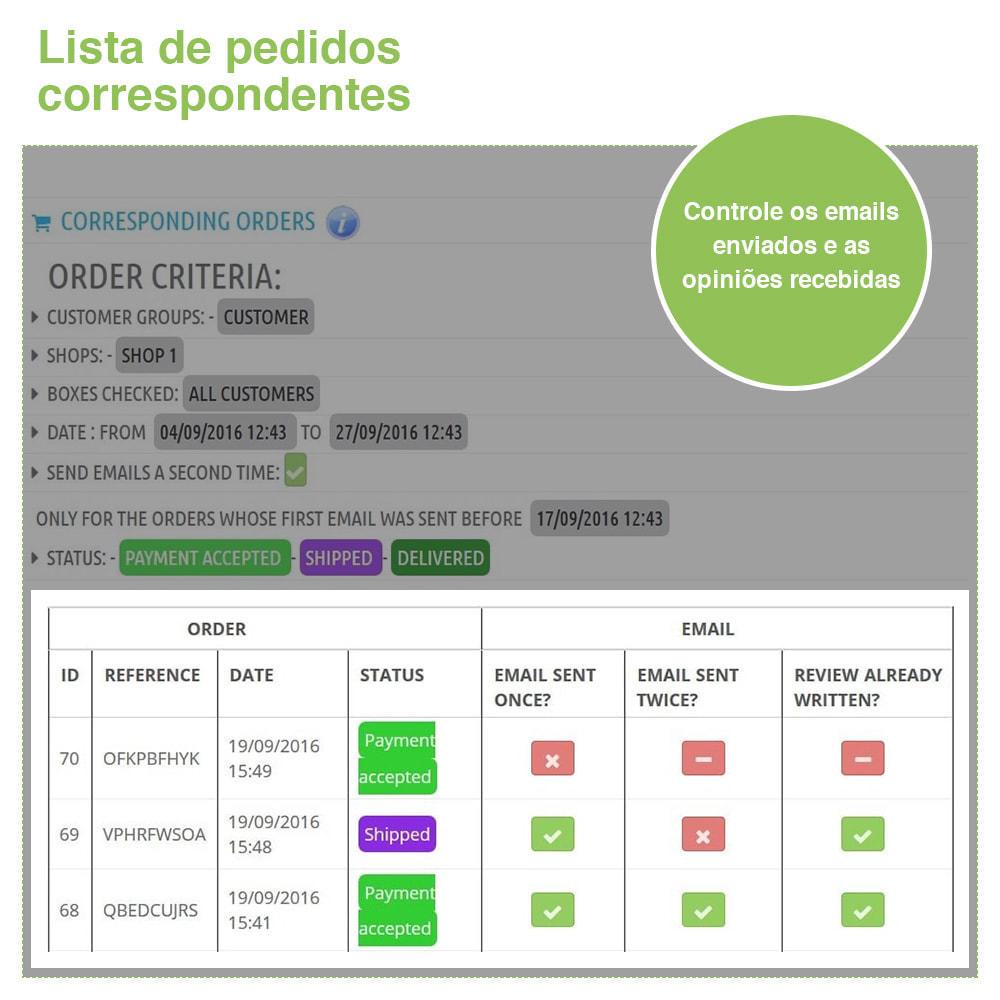 module - Opiniões de clientes - Opiniões de loja + produto  Opiniões + Snippets - 24