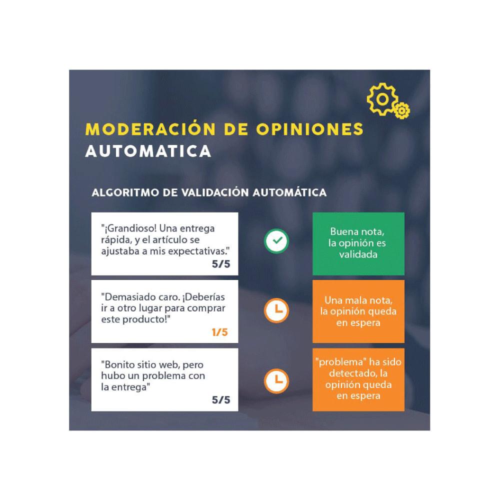 module - Comentarios de clientes - Opiniones clientes - Sociedad de Opiniones Contrastadas - 13
