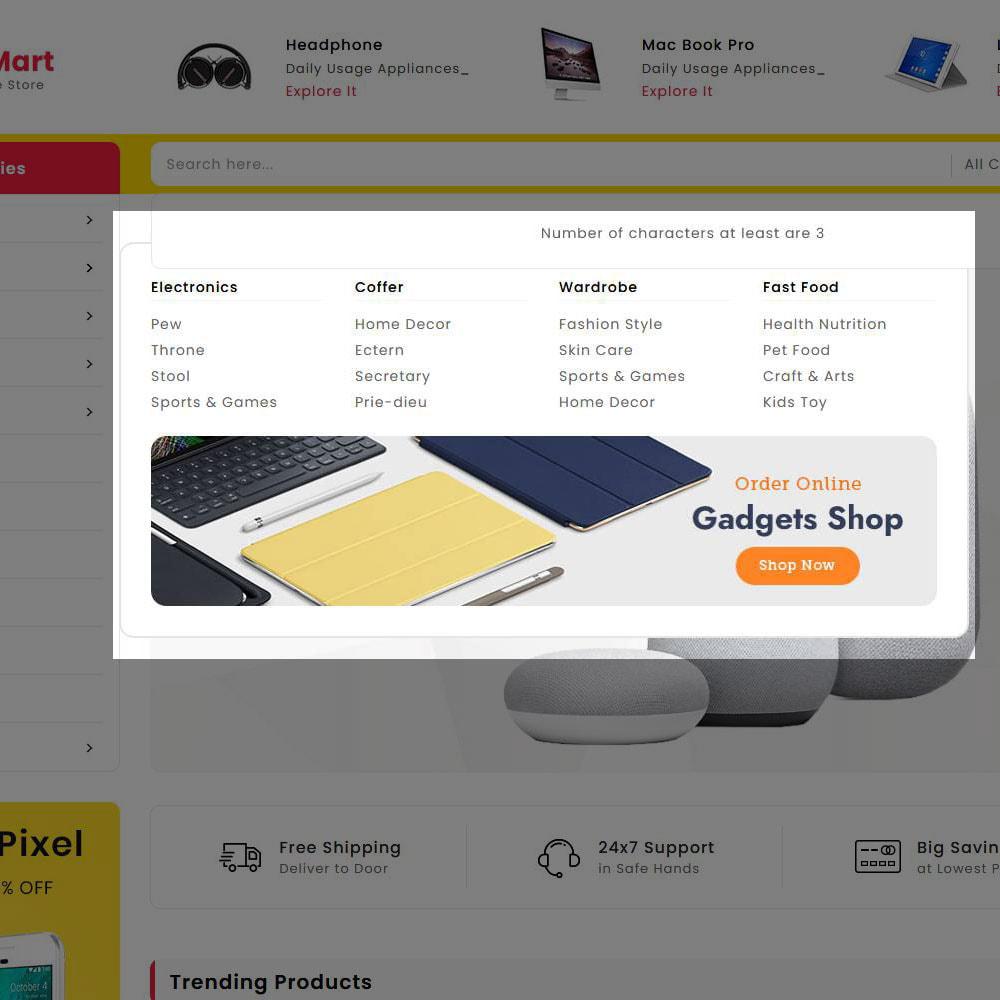 theme - Elektronika & High Tech - Digital Mart - Multi-purpose Mega Store - 19