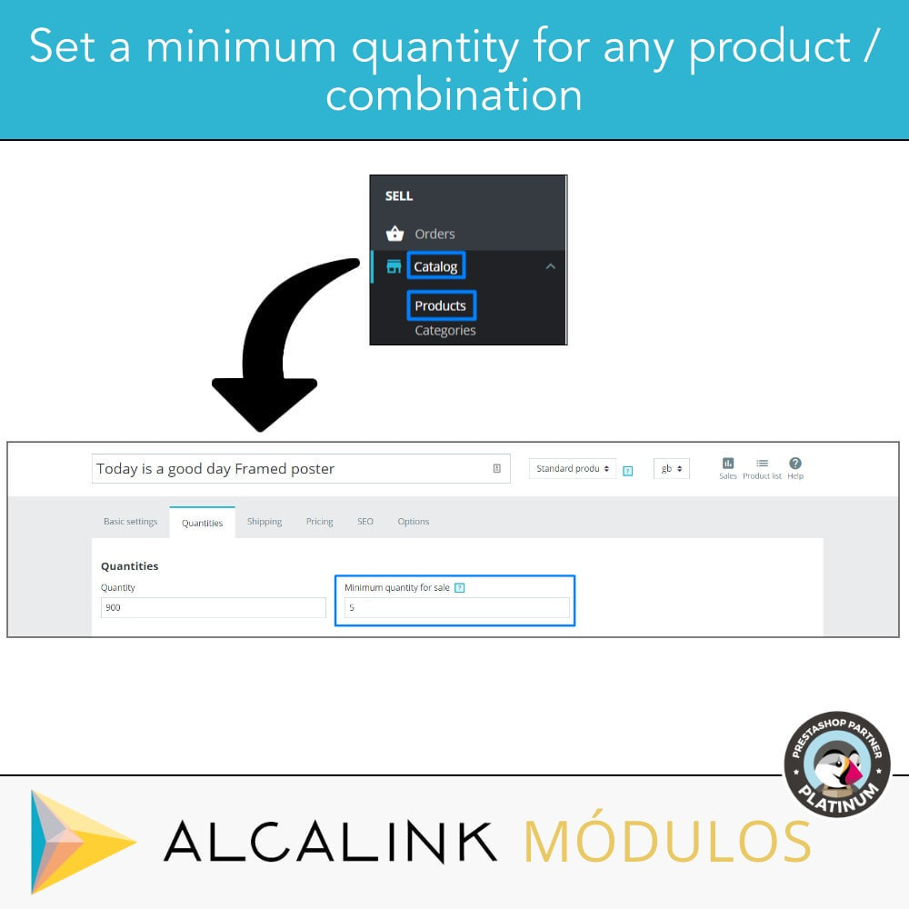 module - Cross-Selling & Produktbundles - Sell products or combinations in multiples packs - 2