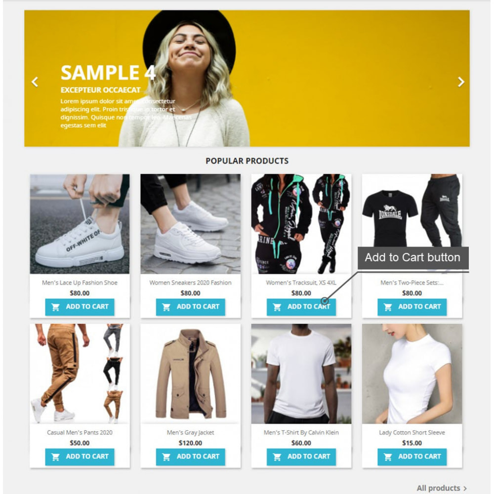module - Registration & Ordering Process - Display Add To Cart Button In Product List Pages - 1