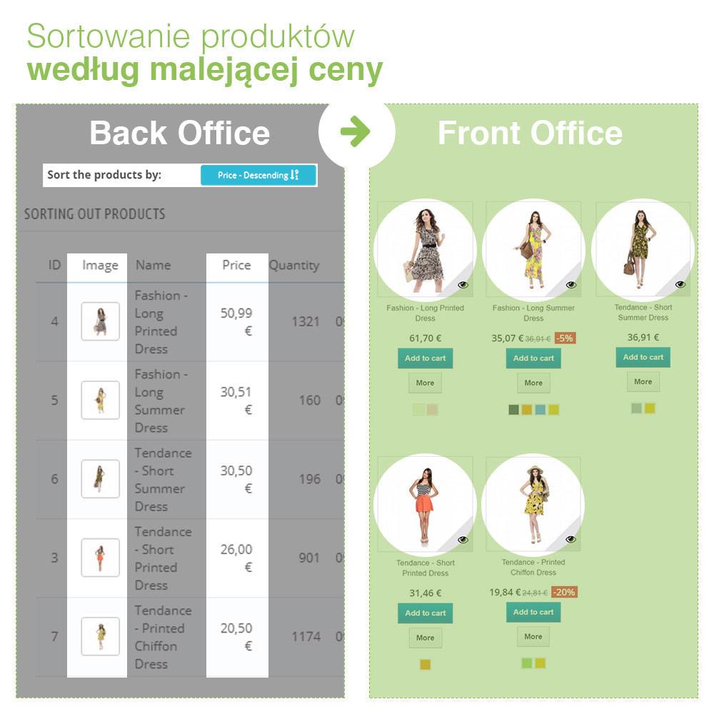 module - Szybkie & Masowe edytowanie - Sort Products: Sortuj Produkty w Kategoriach - 14