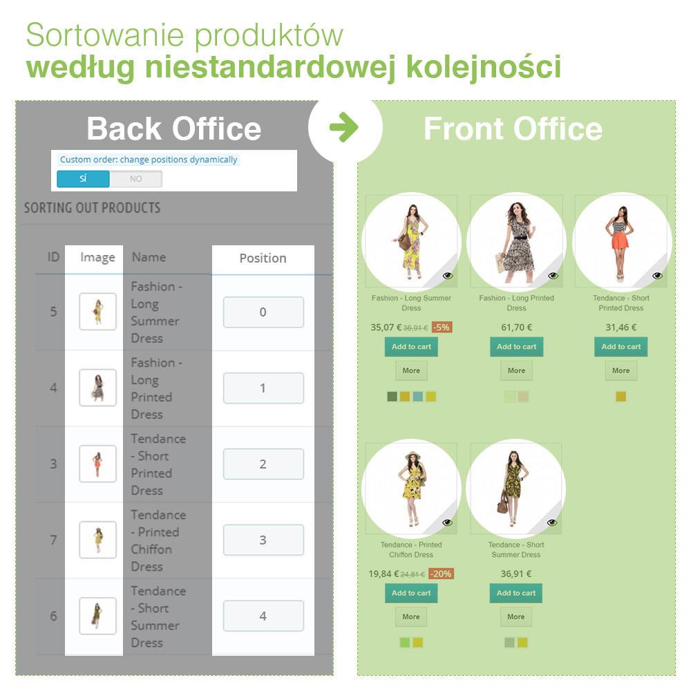 module - Szybkie & Masowe edytowanie - Sort Products: Sortuj Produkty w Kategoriach - 19