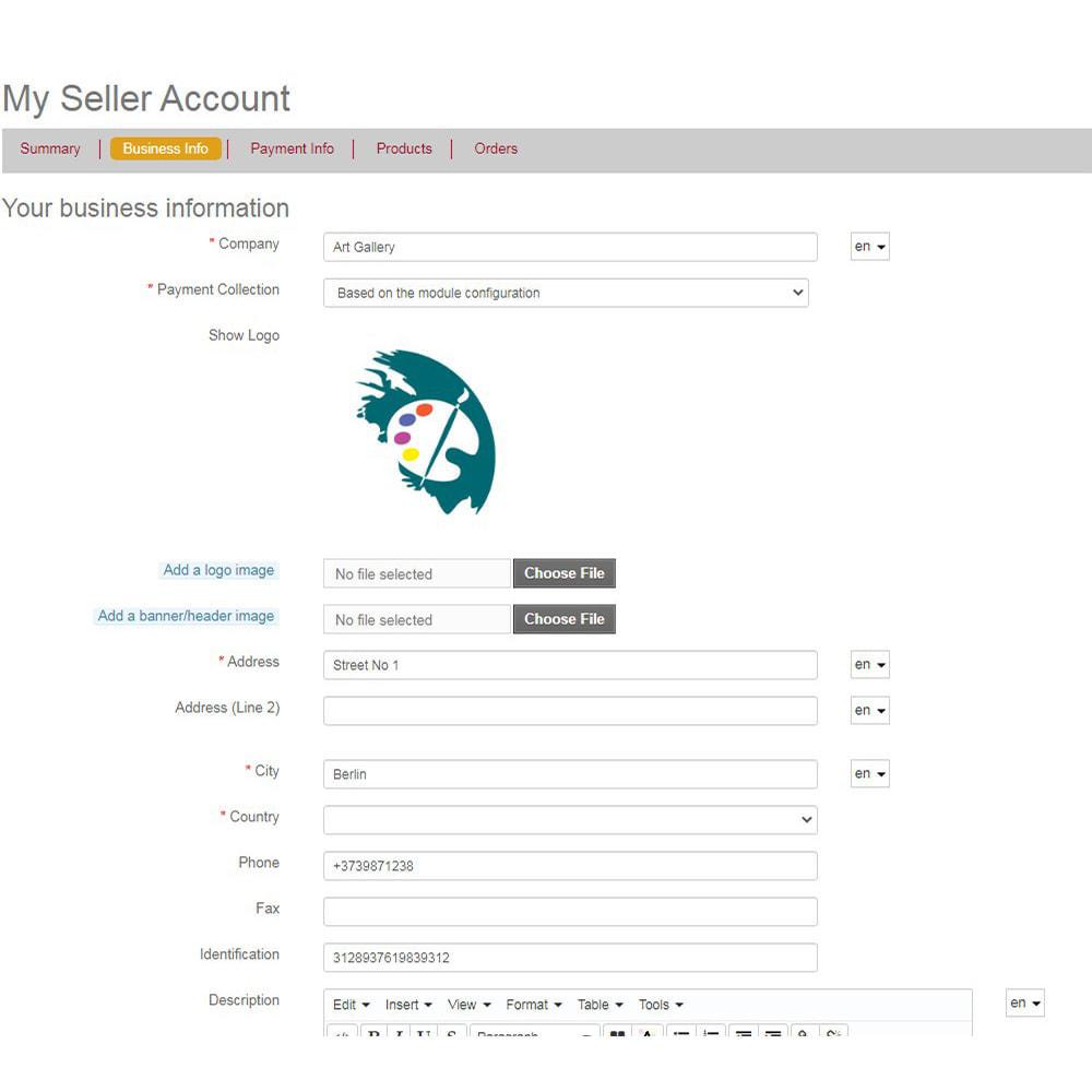 module - Marketplaces - Agile Multiple Seller 1.6 - 4