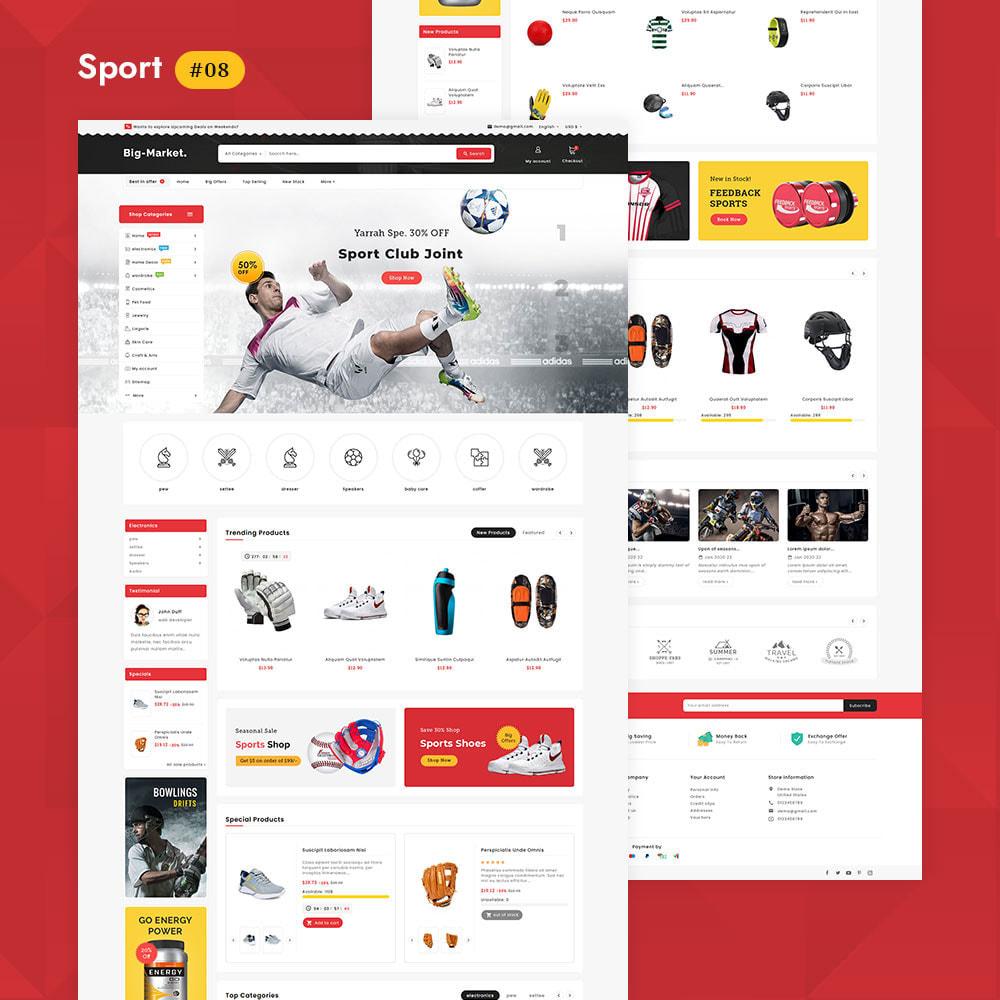 theme - Elettronica & High Tech - Big Market - Multi-purpose Mega Store - 10