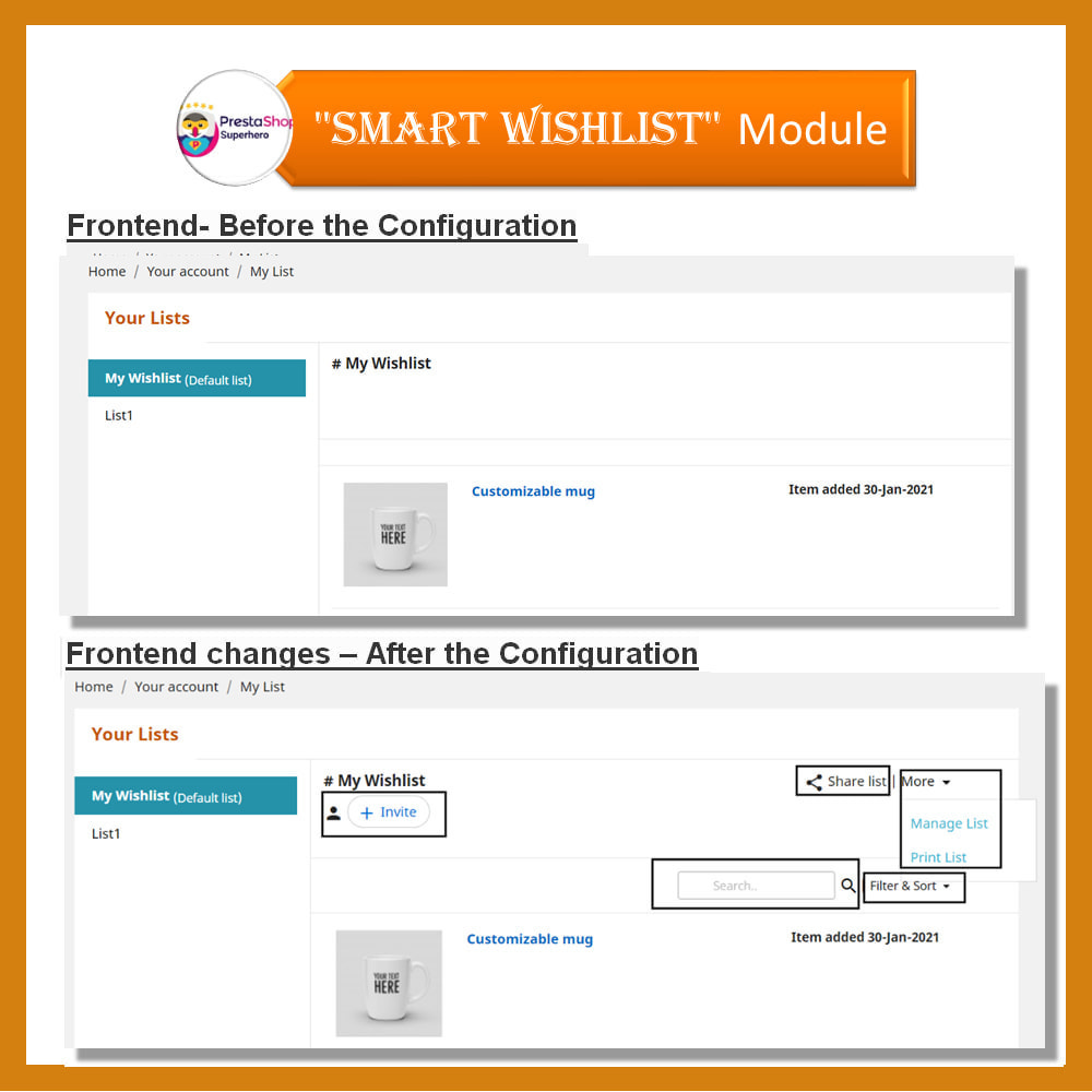 module - Wishlist & Gift Card - Smart Wishlist - 18