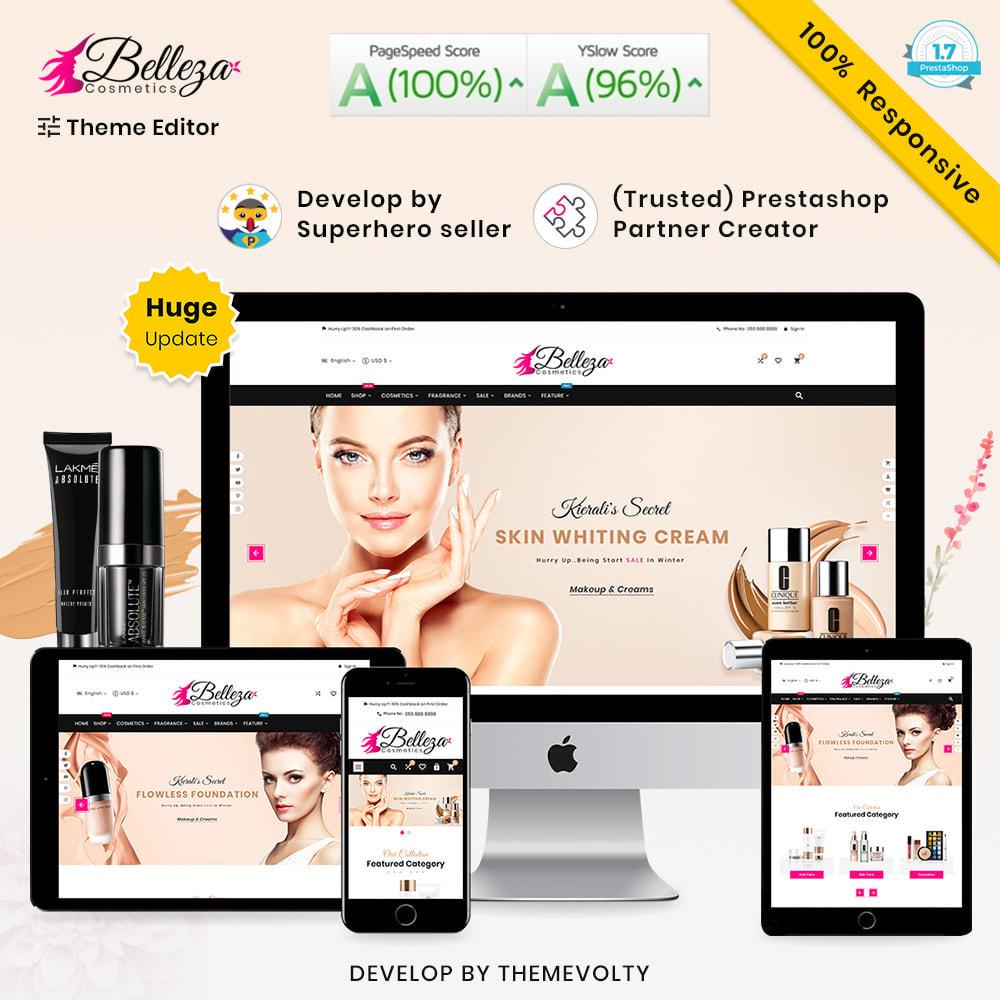 theme - Health & Beauty - Belleza Mega Rich Beauty–Cosmetics Salon Super Store - 1
