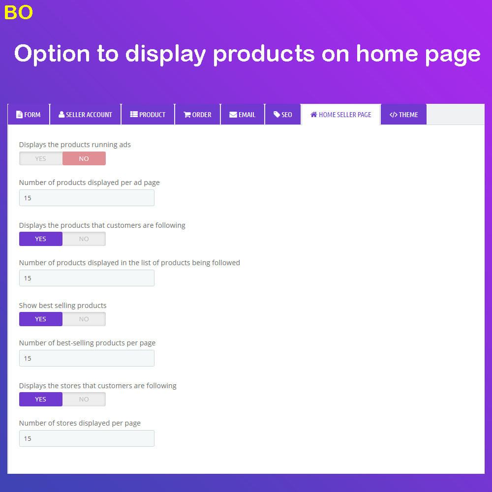 module - Marketplace Creation - Multi Vendor Ecommerce Marketplace - 25