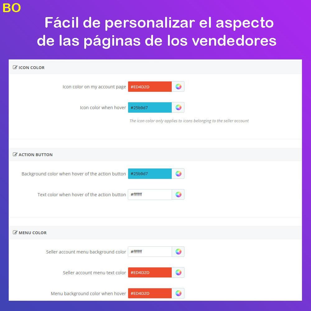 module - Creación de Marketplace - Multi Vendor Ecommerce Marketplace - 27