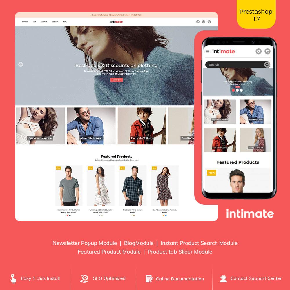theme - Moda & Calçados - Intimate Cloth Bag - Fashion Accessories Store - 1