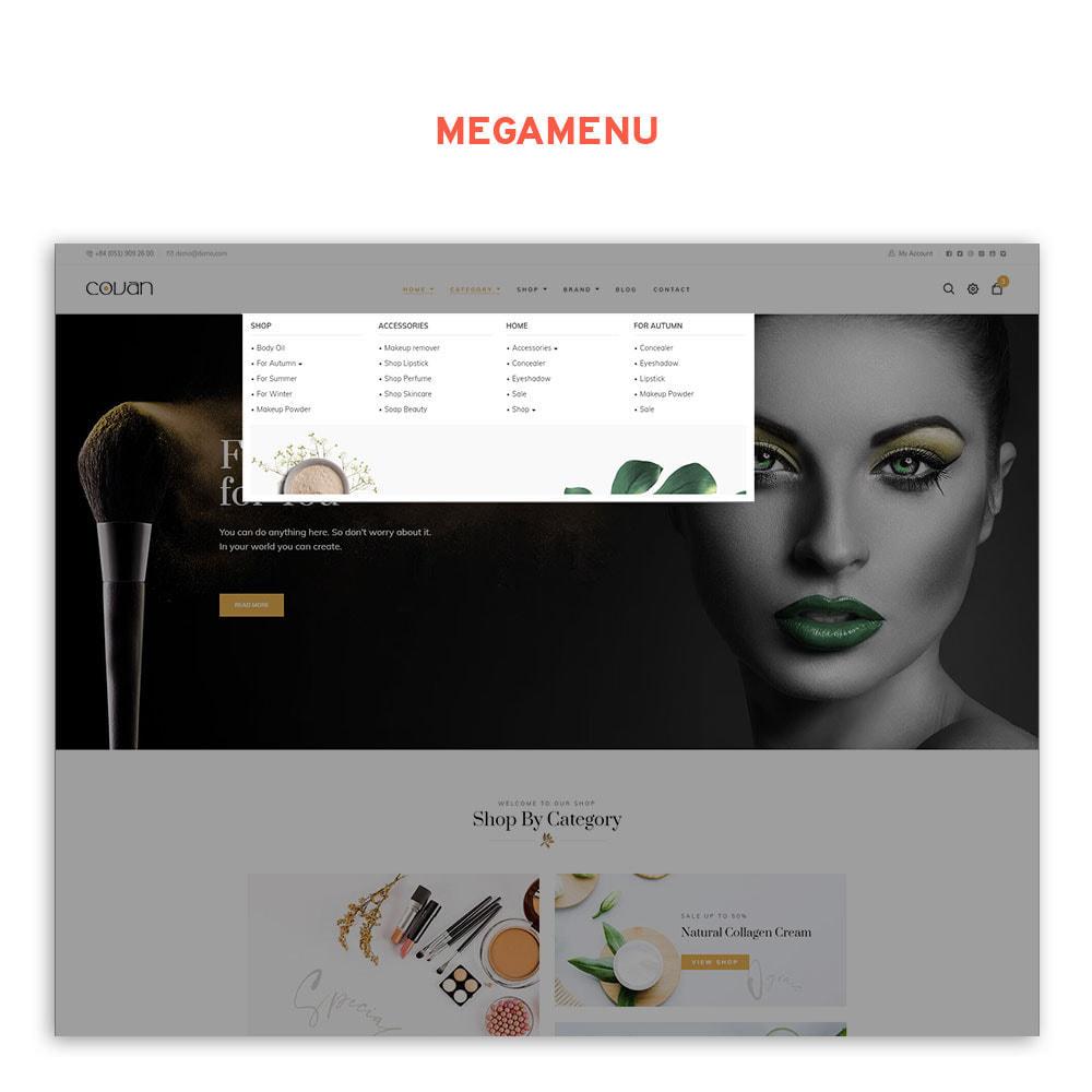 theme - Salud y Belleza - Covan - Cosmetics Store - 7