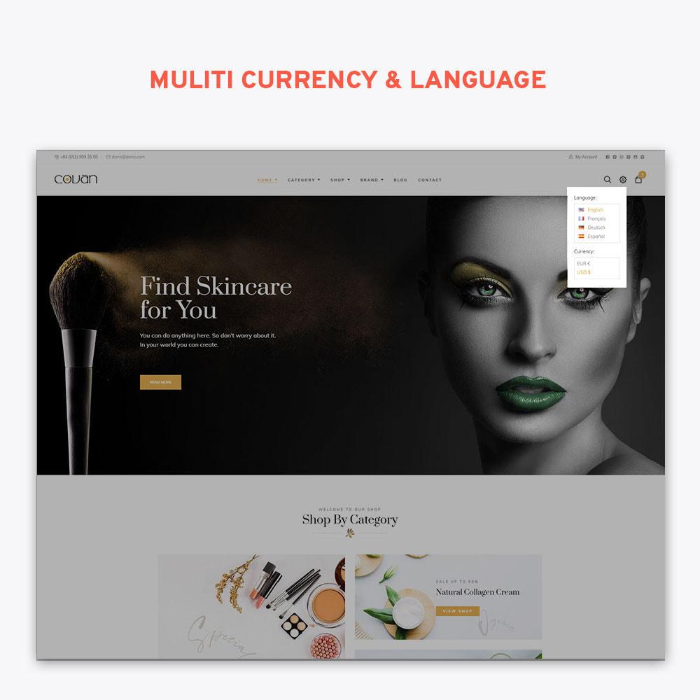 theme - Salud y Belleza - Covan - Cosmetics Store - 9