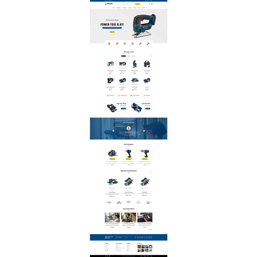 theme - Carros & Motos - Hipetool–Tools Mega Store - 2