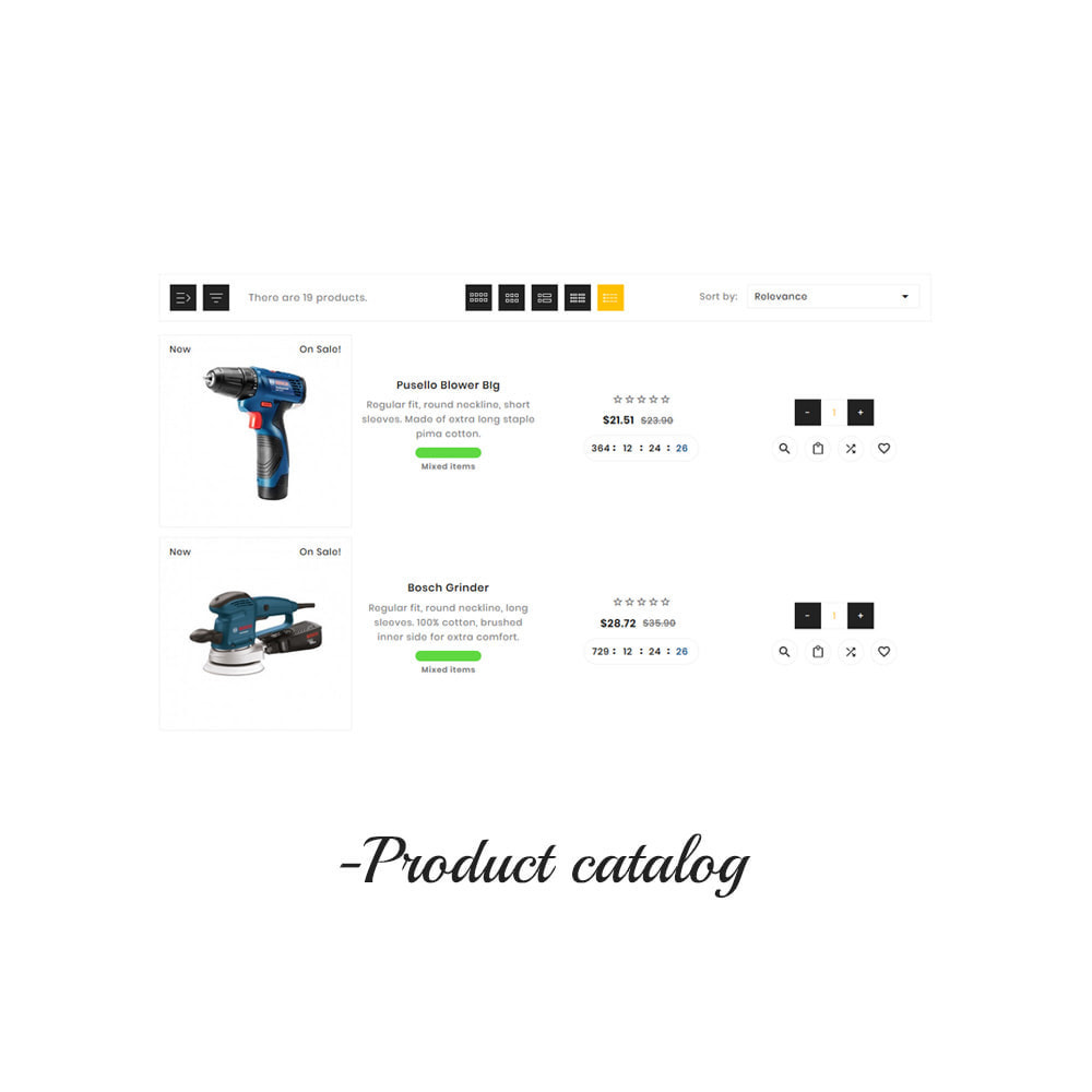theme - Carros & Motos - Hipetool–Tools Mega Store - 11