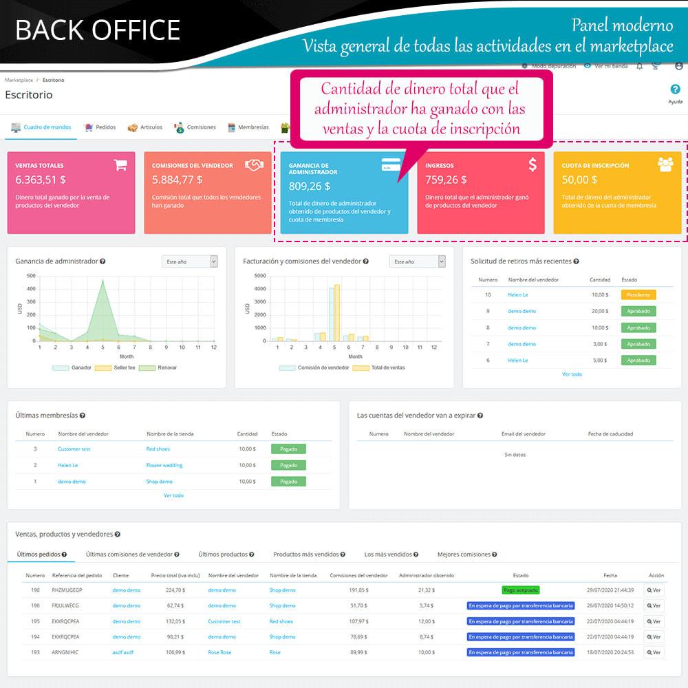 module - Creación de Marketplace - Marketplace Builder – Multivendedor - 23