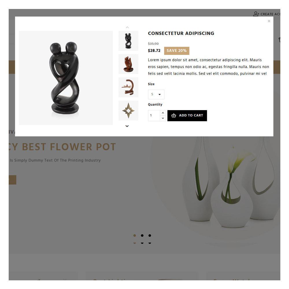 theme - Home & Garden - Kristen Home & Furniture Store - 8